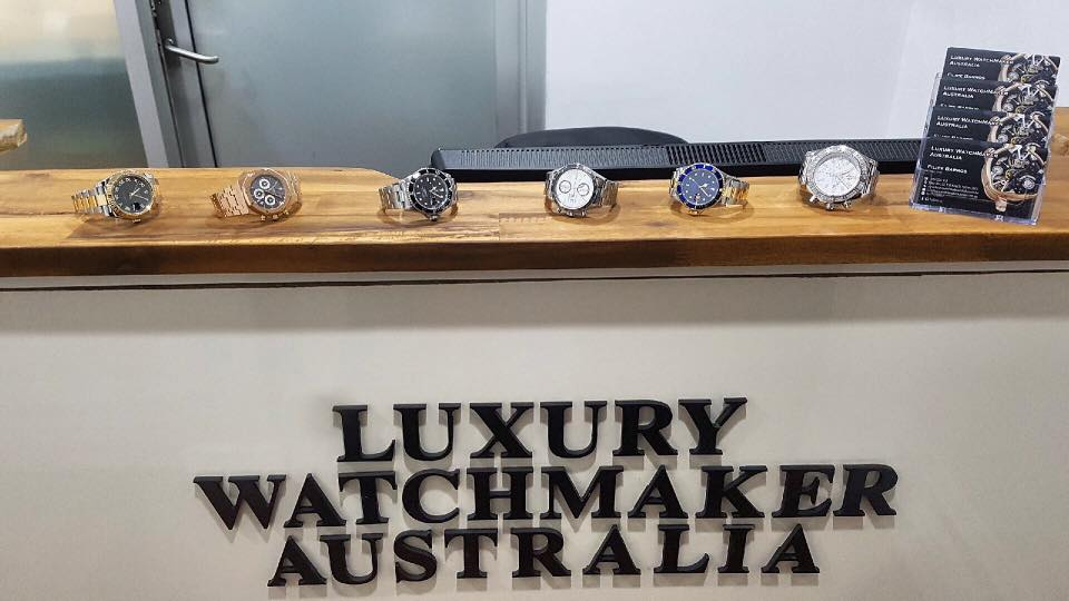 A small selection of watches