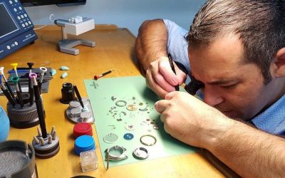 My job as a Watchmaker
