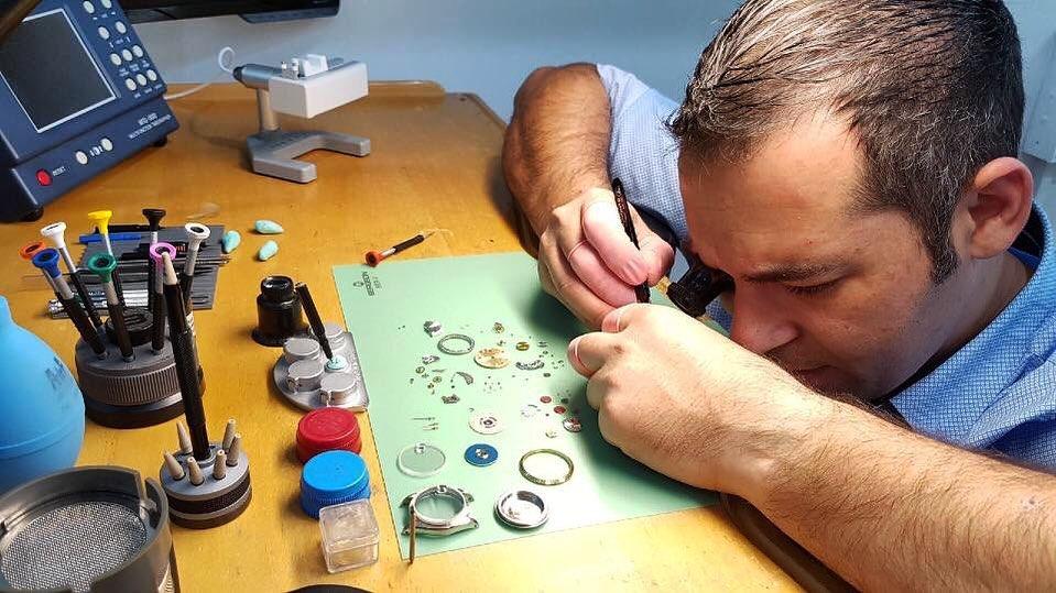 My job as a Watchmaker